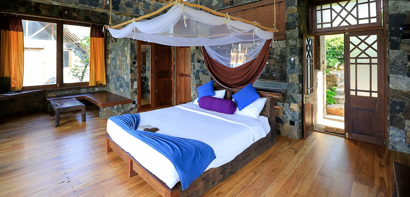 Deluxe Room at 98 Acres Resort & Spa
