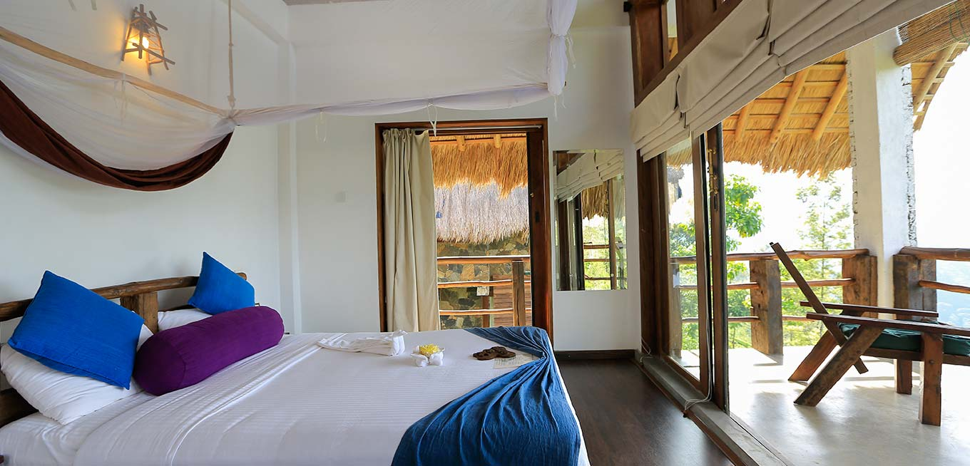 Overview of Deluxe Room at 98 Acres Resort