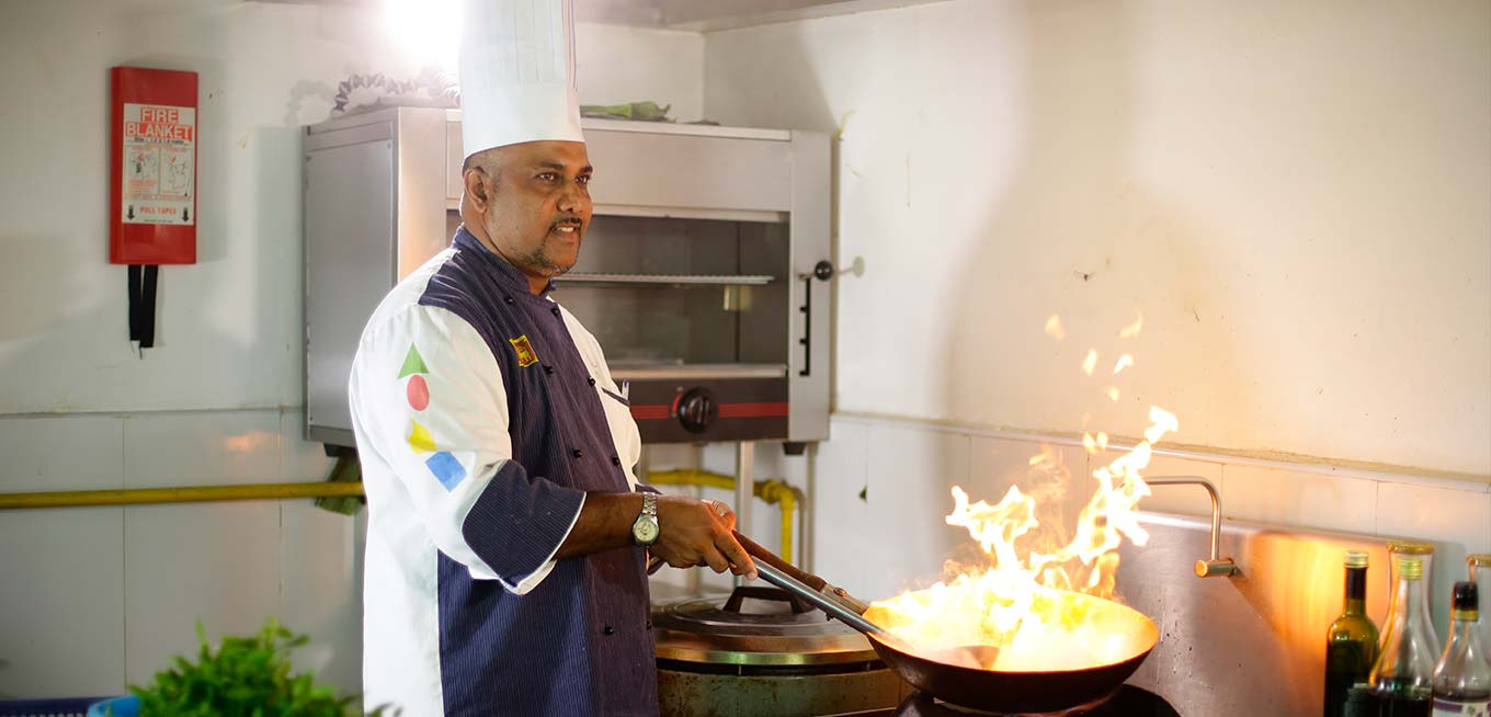 Chef at 98 Acres Resort & Spa