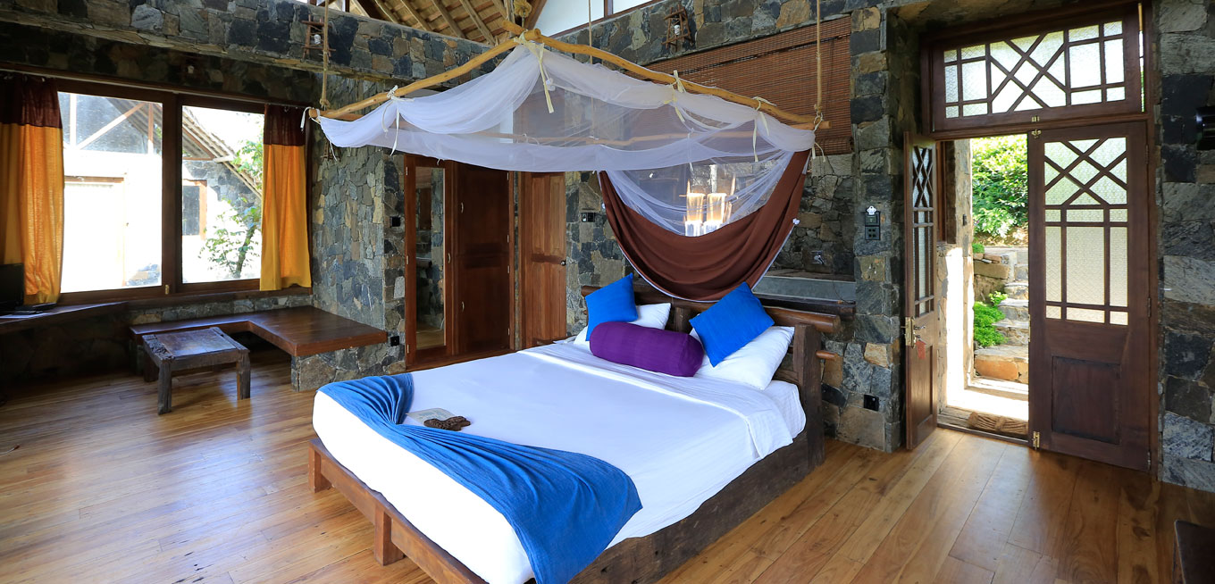 Deluxe Room At 98 Acres Resort Spa