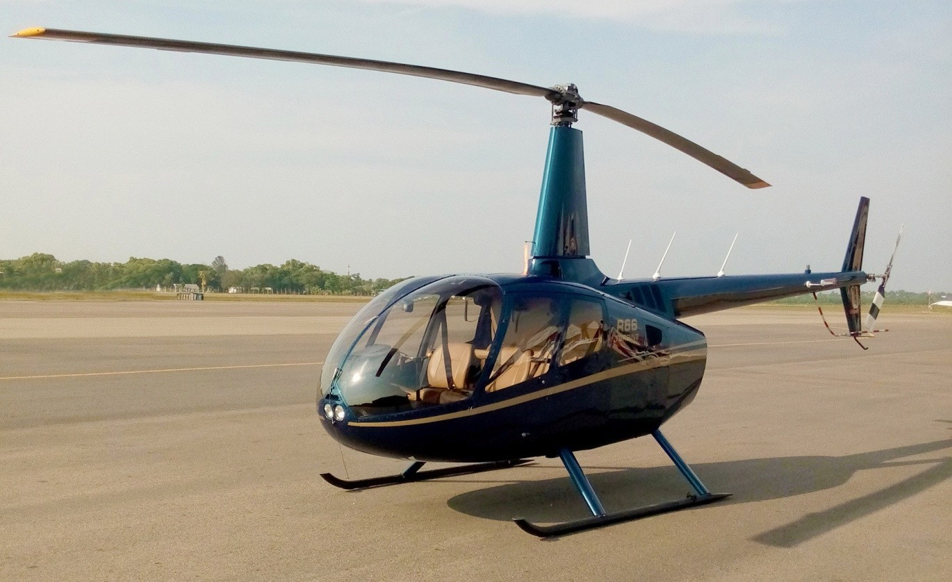 Helicopter Rides in Sri Lanka | Helicopter Rides at 98 Acres
