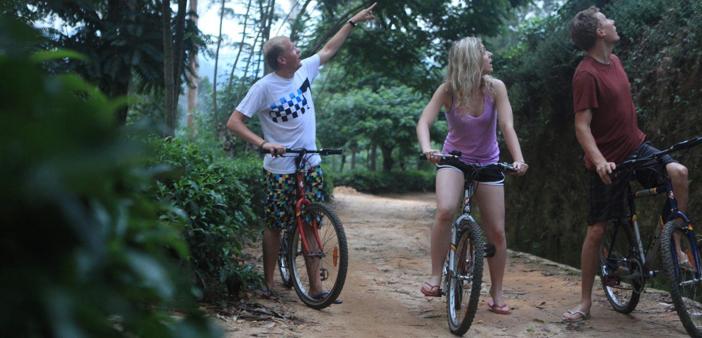 Bike Riding in Ella