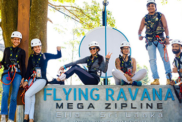 Mega Zipline